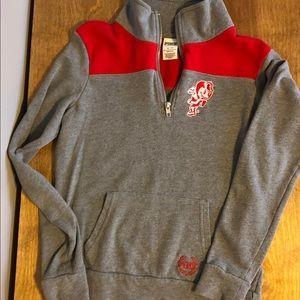 Ohio State pullover